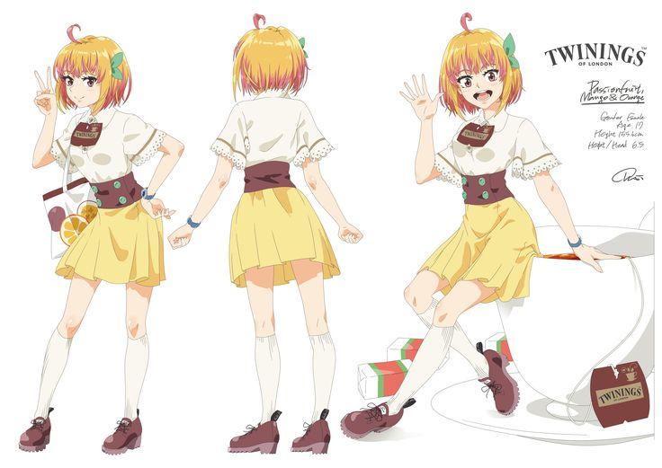 Twinings Passionfruit, Mango & Orange