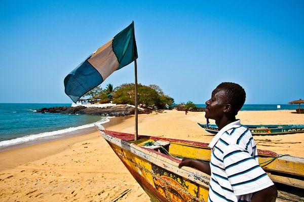 Serra Leoa. Foto: Eduardo Fonseca Arraes - CC