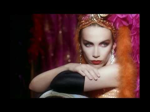 Annie Lennox. Why --- I may be mad I may be blind I may be viciously unkind But I can still read what you're thinking. --- body language or psychic?