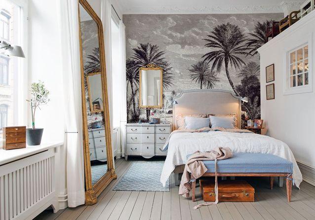 40 Idees Deco Pour La Chambre Elle Decoration Deco Chambre Zen