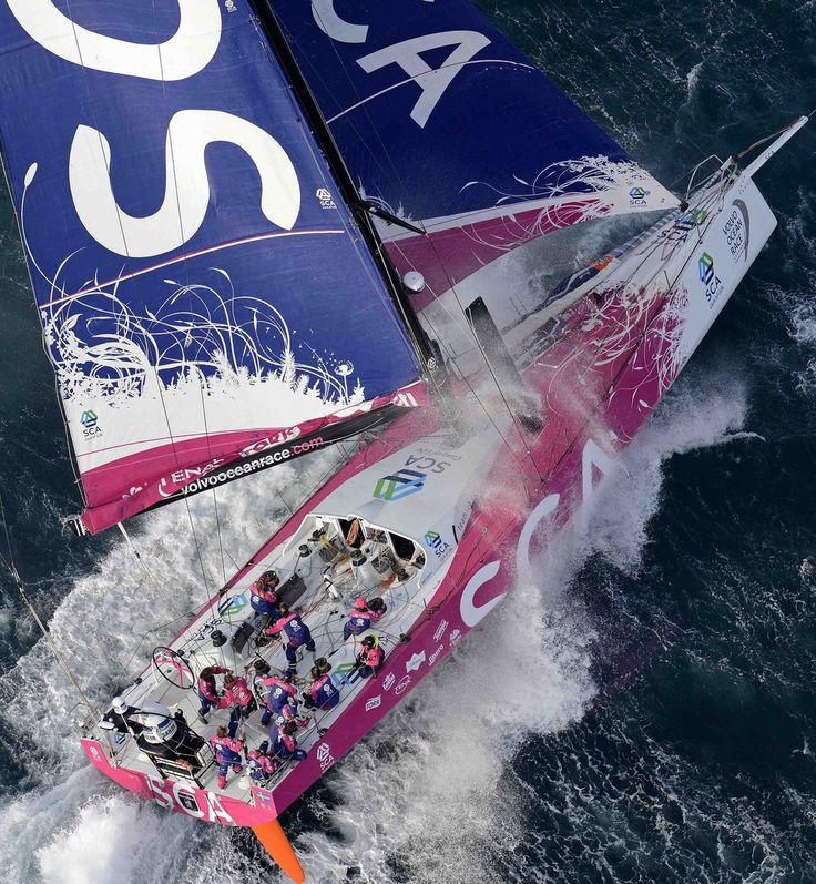 Team SCA | Volvo Ocean Race