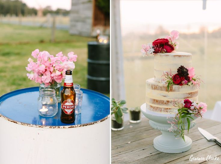 Tessa and Mike's Stunning Willow Farm Wedding in Berry