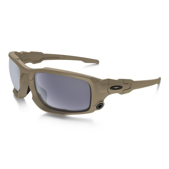 377f03dedbf83 Military   Government Sales Oakley Standard Issue Ballistic Shocktube™ -  Terrain Tan - Gray - OO9329-04