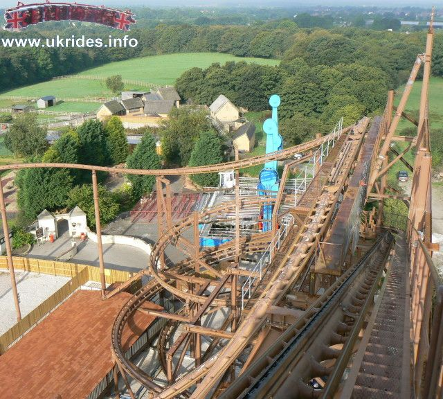 Camelot Theme Park - CLOSED