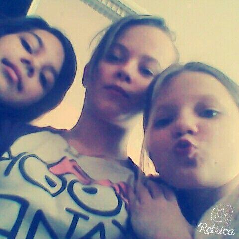 Já, Maruška a Kikinka