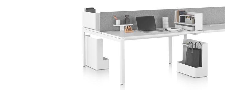 Ubi - Desktop Storage - Herman Miller