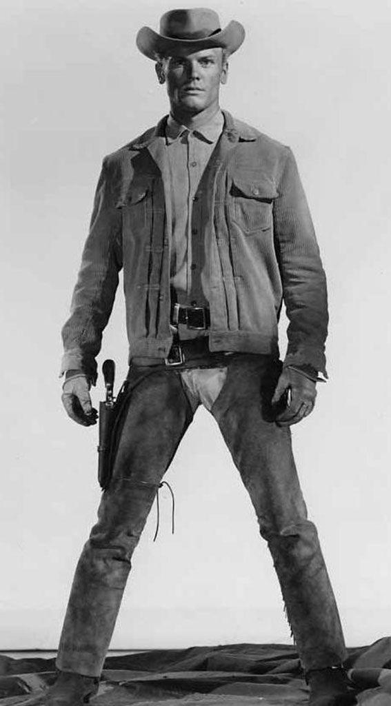 Tab Hunter - In costume