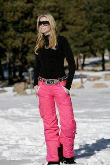Ski Pants Ski And Hot Pink On Pinterest