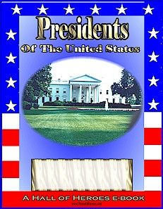 Free - Printable U.S. Presidents E-Book from HomeOfHeroes.com