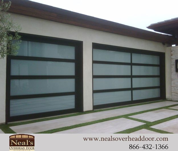 popular frosted acvap choosing doors tips glass modern garage homes
