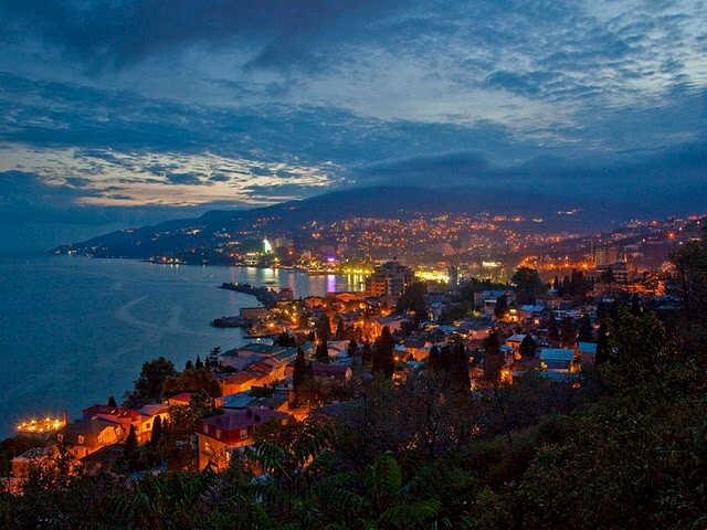 Yalta Crimea Ukraine