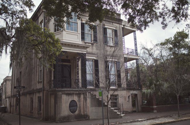 Most Haunted Places in #Georgia