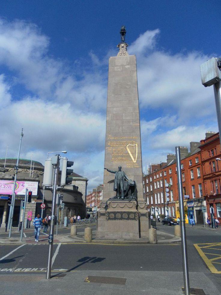 Charles Stewart Parnell Dublin Ireland