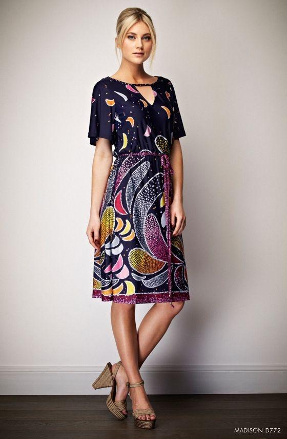 Leona Edmiston Madison Dress