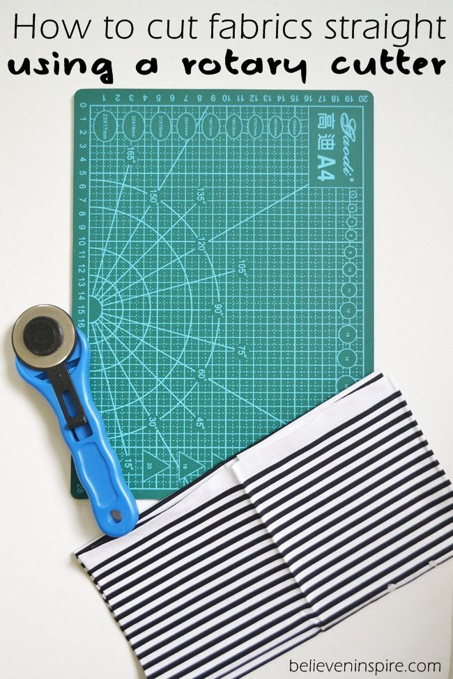 So, last to last week I shared how to cut fabrics perfectly straight WITHOUT a rotary cutterfor those of us who couldn't get their hands on a rotary cutter because of the area they're living in, like the old me. DO CHECK OUT: 10+ FREE BEGINNER SEWING PATTERNS ON BELIEVE&INSPIREThis post is related to the …