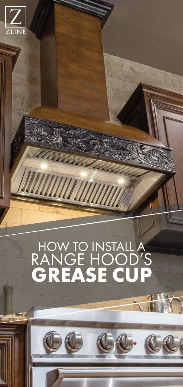 grease cup range hoods range hood