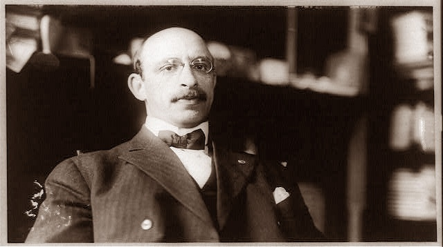 Old Picture of the Day: Anarchist Alexander Berkman