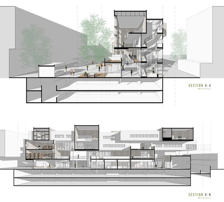 Home Design Ideas For Seniors: The Urban Elderly Community Center Is The Final Degree