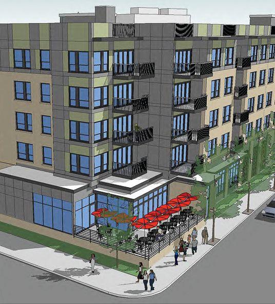 Coppersmith Village Development | Boston Redevelopment Authority