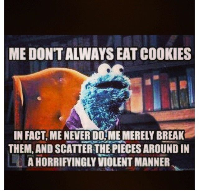 1000 Sesame Street Quotes On Pinterest: Sesame Street Funny Quotes. QuotesGram