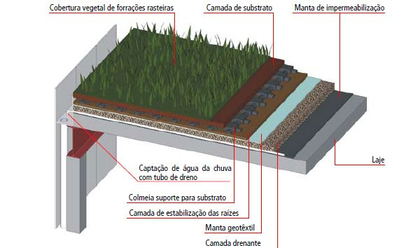 Camdas telhados verdes                                                                                                                                                     Mais