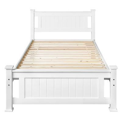 Wooden-Bed-Frame-Pine-Wood-King-Single-White-Shopiverse-Deal