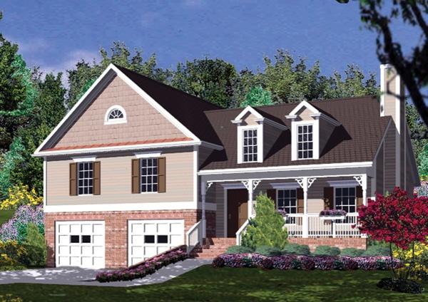Split Home Designs Delectable Inspiration