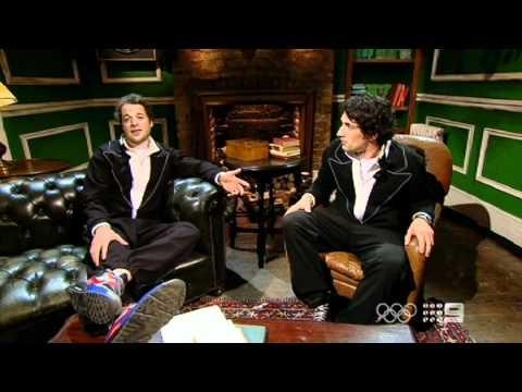 Hamish and Andy's Euro Gap Year Episode 1 (Bridge Jumping, Ferrari & Lenny Rabbits)