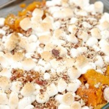 Boston Market Sweet Potato Casserole- make this every year after my SIL made it one Thanksgiving in NY. So yummy!!!