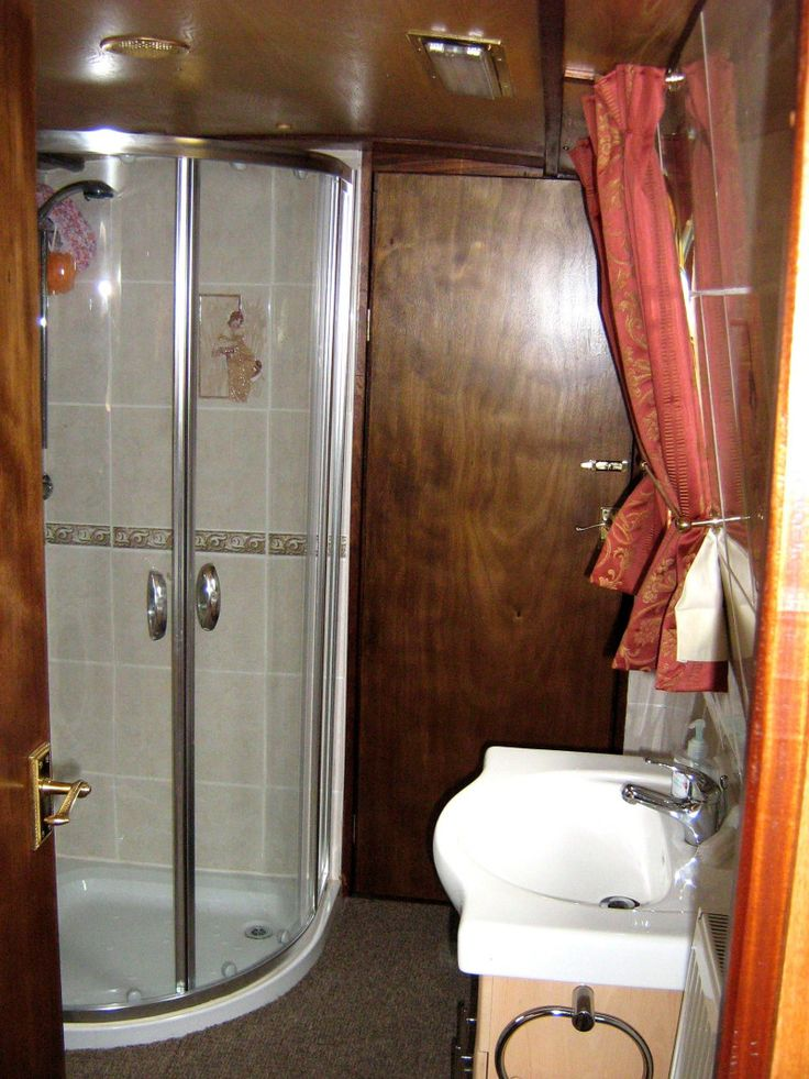 Narrowboat Shower Doors
