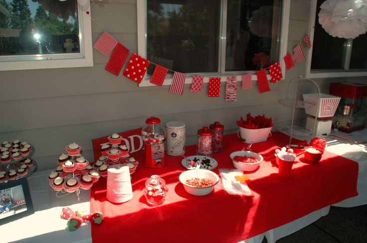 Image result for high school party decorations