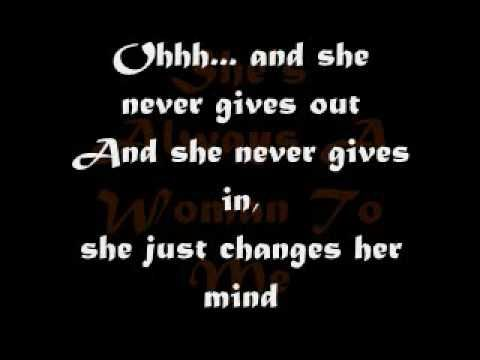 Billy Joel - She's Always a Woman -  I used to love when I could get this song played in virtual worlds of the past..