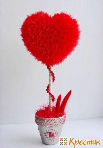 топиарий сердце - Поиск в Google