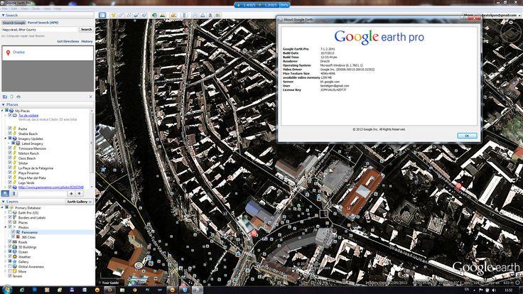 De ce n-ai avea si tu Google Earth Pro gratuit?