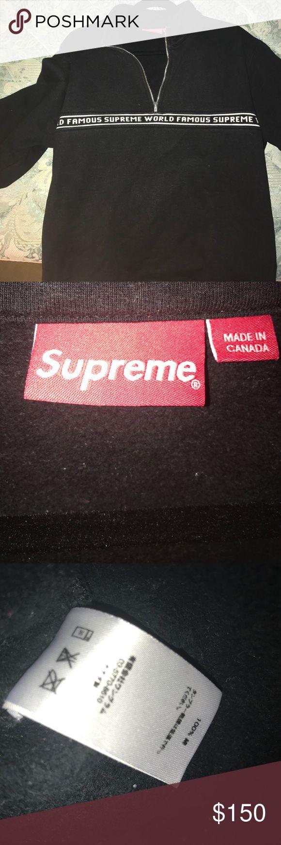 Supreme sweater Perfect condition, bought off Supremenewyork site Supreme Jackets & Coats