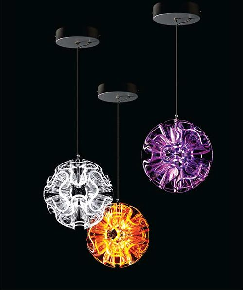 These Cool Coral LED Lamps By QisDesign Are Every Bit As Mesmerizing As  Their Muse. These Contemporary Lamps Are Inspired By The Way Beams Of Light  Bounce Nice Design