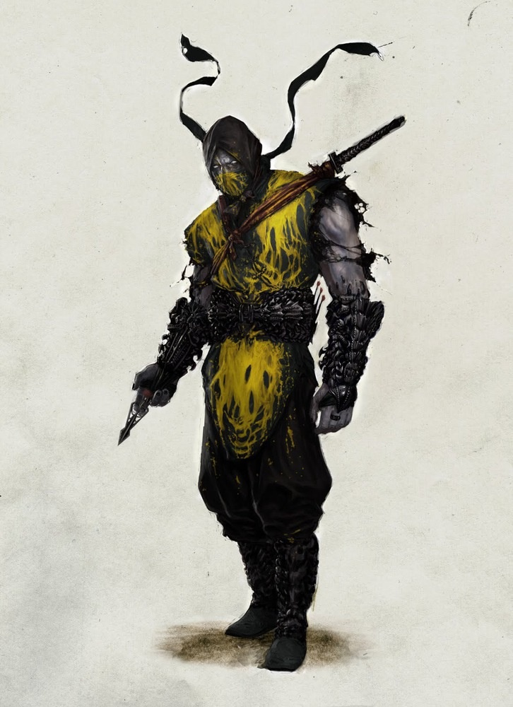 Mortal Kombat : Scorpion