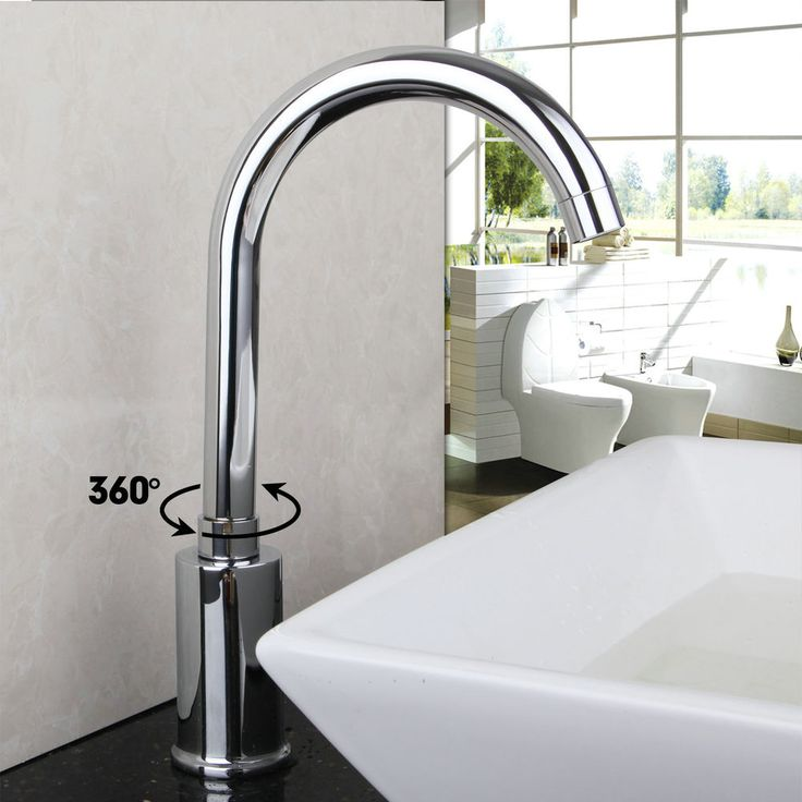 88 best bathroom faucet images on Pinterest | Bathroom faucets ...