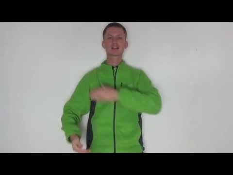 Cviky na krční páteř - YouTube