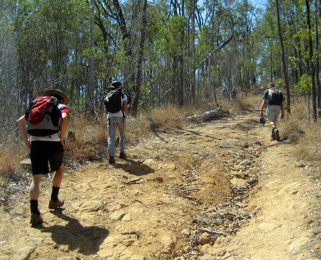 7.4km walk Goolman Lookout