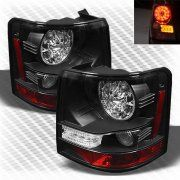 Product Title2006-2009 Land Rover Range Rover Sport LED Tail Lights Rear Lamp New Pair Left+Right 2007 2008 post by: Main Street Mobile Billboards