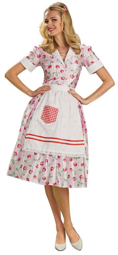 '50s Housewife Costume