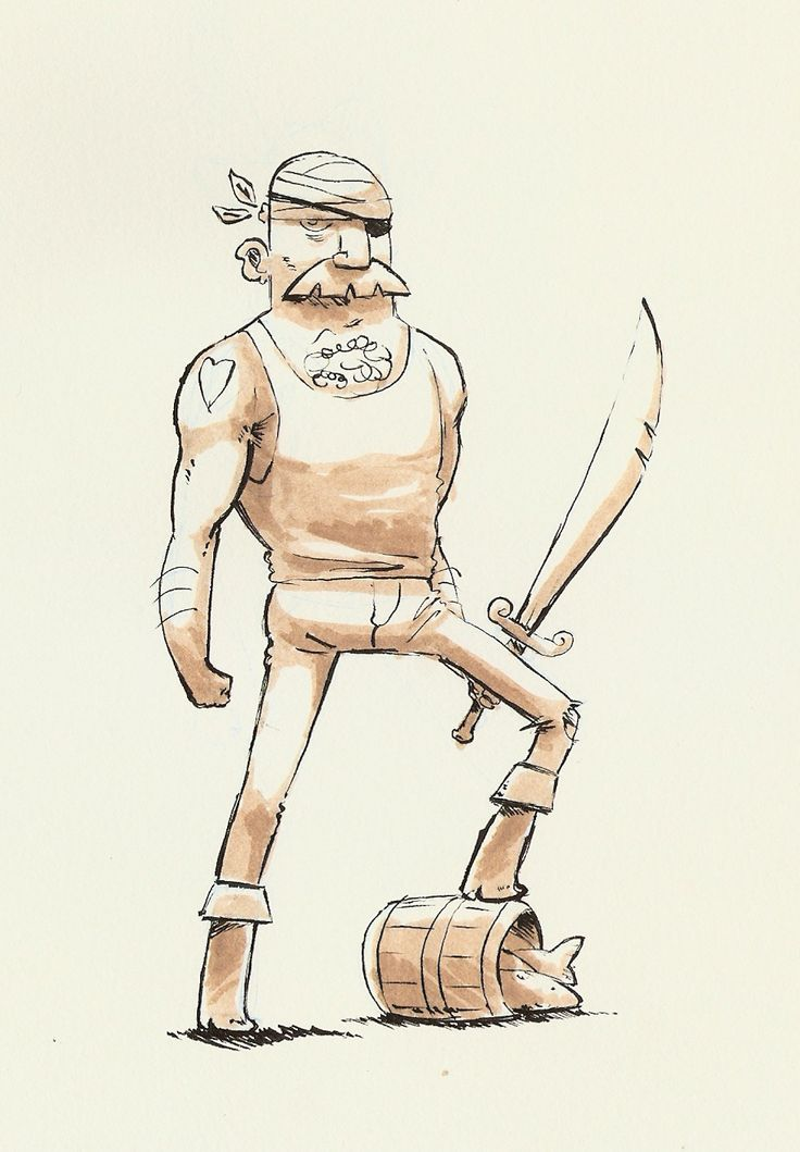 Best Character Design Websites : Best images about pirates on pinterest behance pixel
