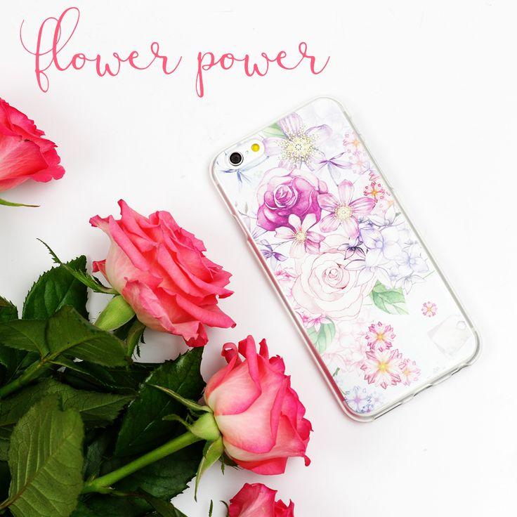 Flower Power <3 http://www.etuo.pl/etui-na-telefon-kolekcja-floral-case.html