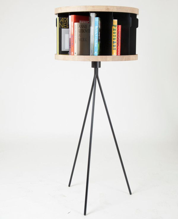 Spinning Library by Nayef Francis in home furnishings  Category