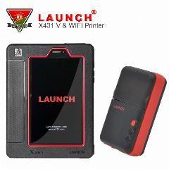 [ $96 OFF ] Original Launch Diagnostic X431 V Wifi/bluetooth Global Version Full System Scanner & Mini Wifi Printer For Car Voiture