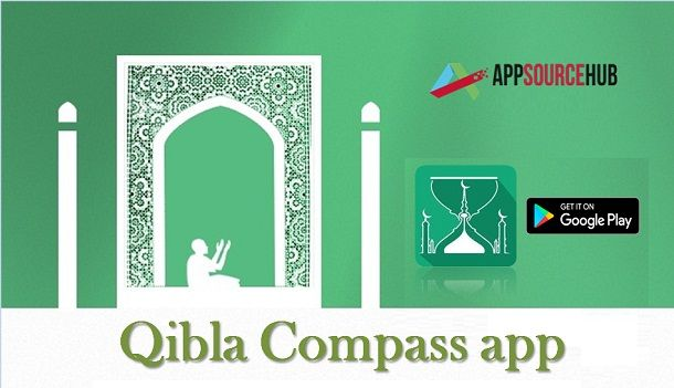 Qibla Compass for Android app Download https//play