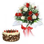 Variety of Anniversary gifts like Marriage Anniversary cakes and flowers for Wedding Anniversary at cheap rates. Get the best discounted price on all products which we offer.