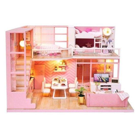 20 ide inspiratif desain mezzanine rumah minimalis (Dengan ...
