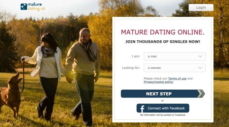 mature dating uk review - DatingWebsites101.com